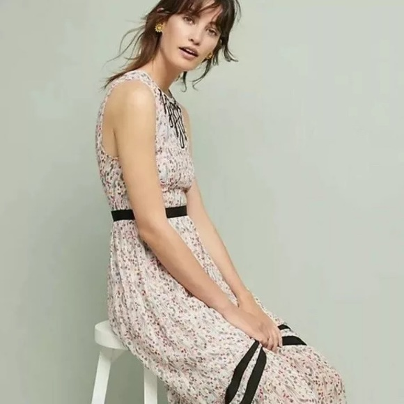 Anthropologie Dresses & Skirts - Anthropologie Tracy Reese Parida Floral Maxi Dress